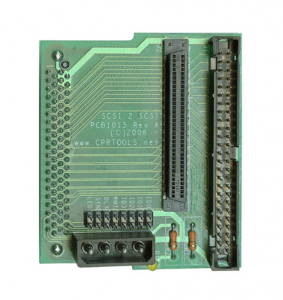CPR Tools 80 pin SCA Adapter