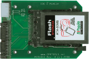 CPR Tools PCMCIA Adapter